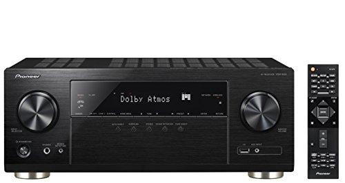 Amplificateur HiFi Pioneer VSX-933(B) - Multiroom, WiFi, Bluetooth, Dolby Surround-Dolby Atmos-DTS:X