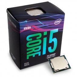 Processeur Intel Core i5-9400F - 2.9 GHz / 4.1 GHz (Frais de livraison inclus)