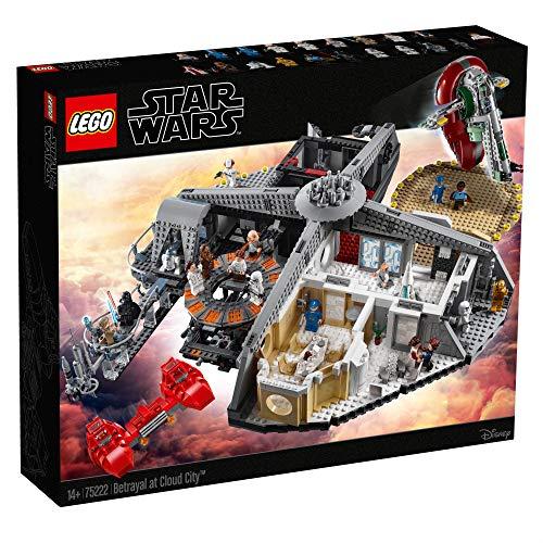 LEGO Star Wars 75222 - Trahison à la cité des nuages