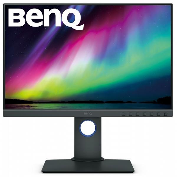 Ecran de gestion chromatique 24,1'' BenQ SW240 + Casquette offerte