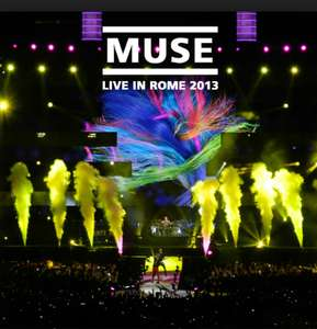 Concerts visionnables Gratuitement en Streaming - Pink Floyd P.U.L.S.E The Dark Side of the Moon + Muse Live at Olympic Stadium Roma