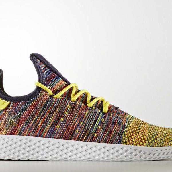 Baskets Pharrell Williams Tennis HU - Plusieurs coloris & tailles (vendeur tiers)