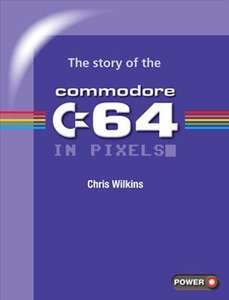 eBook The story of the Commodore 64 in pixels_ (Anglais - Dématérialisé)