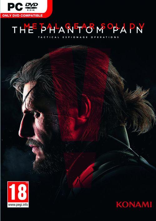Jeu Metal Gear Solid V 5: The Phantom Pain sur PC (Dématérialisé, Steam)