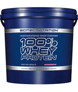 Whey Protein Scitec Nutrition 5 kg