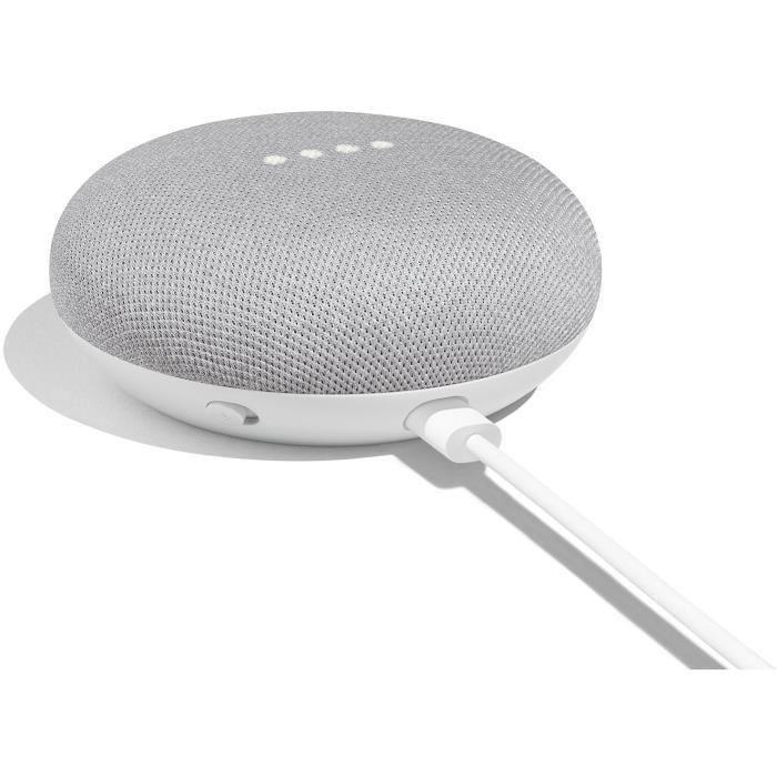 [Anciens et nouveaux clients Spotify Famille - Compte Principal] Assistant vocal Google Home Mini offert