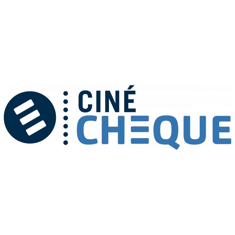 Place de cinéma Ciné Chèque à 5,80€ (Dématérialisé)