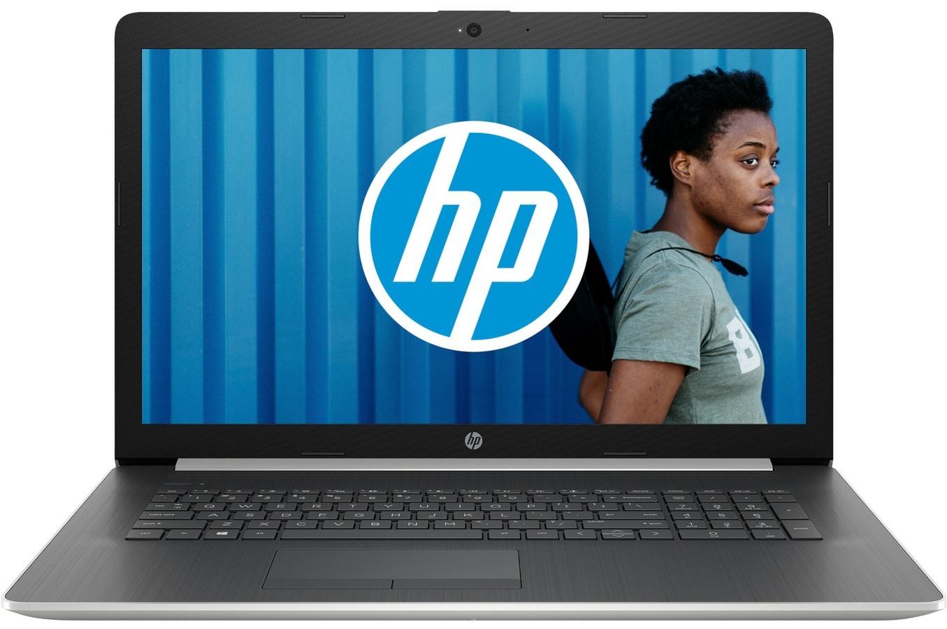 "PC Portable 17.3"" HP  17-BY0126NF -  Intel Core i5-8250U, 12 Go de RAM, HDD 1 To + SSD 128 Go"