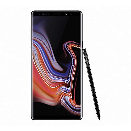 """Smartphone 6.4"""" Samsung Galaxy Note 9 - Dual SIM, 128 Go, Noir (vendeur tiers)"""