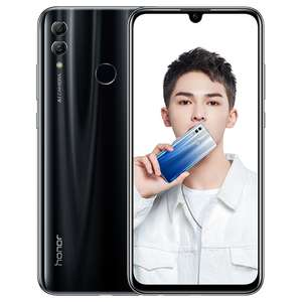 "Smartphone 6.24"" Huawei Honor 10 Lite - Full HD+, Kirin 710, 3Go RAM, 64Go - couleur au choix"