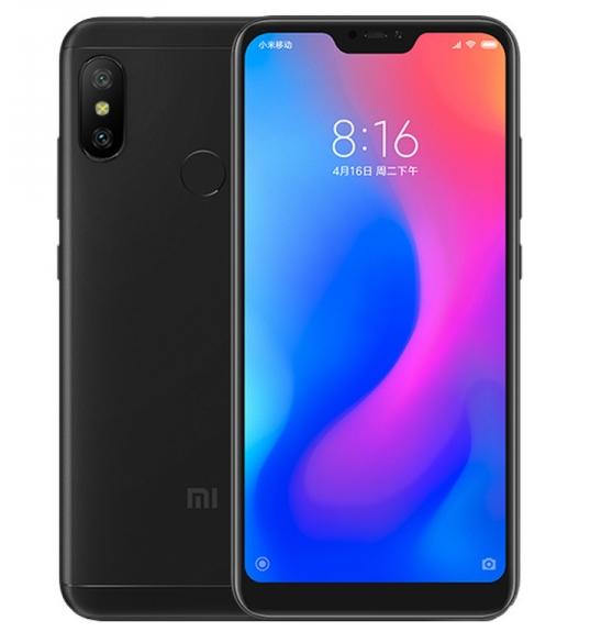 """Smartphone 5.84"""" Xiaomi Mi A2 Lite - Snapdragon 625, 3 Go de RAM, 32 Go de ROM"""
