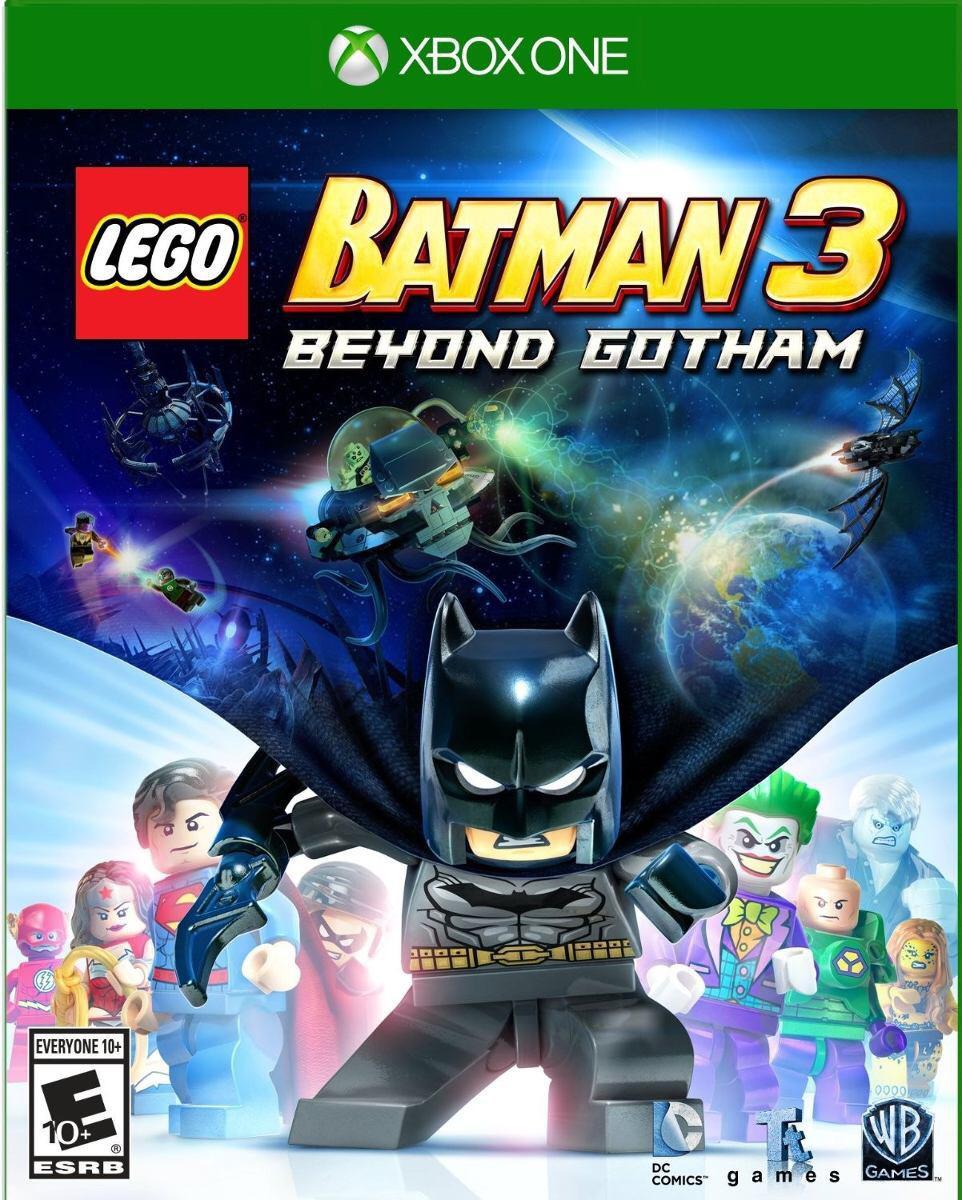 Lego Batman 3 Au-delà de Gotham - Edition Deluxe sur Xbox One (Dématérialisé)