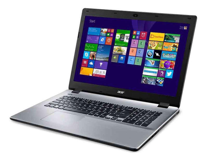 """PC Portable 17.3"""" Acer E5-771G-3311 (Core i3 4005U, 10Go RAM, 2To, GeForce 820M)"""