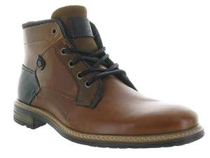 Bottines Bullboxer - Marron - (Tailles 41 & 44)