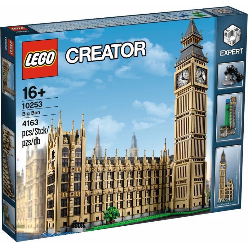 Jouet Lego Creator - Big Ben (10253)