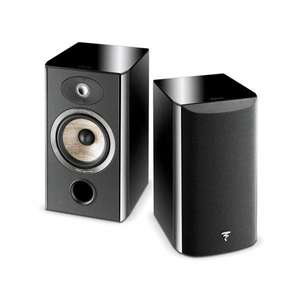 Paire d'enceinte Focal Aria 906 High - Black gloss