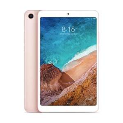 "Tablette tactile 8"" Xiaomi Mi Pad 4 - full HD, SnapDragon 660, 4 Go de RAM, 64 Go, 4G + Wi-Fi, or / rose"
