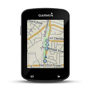"""GPS Cyclisme 2.3"""" Garmin Edge 820 - Noir"""