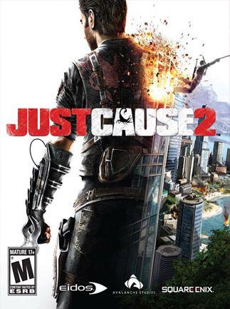Just Cause 2 sur Xbox 360 (Dématérialisé)