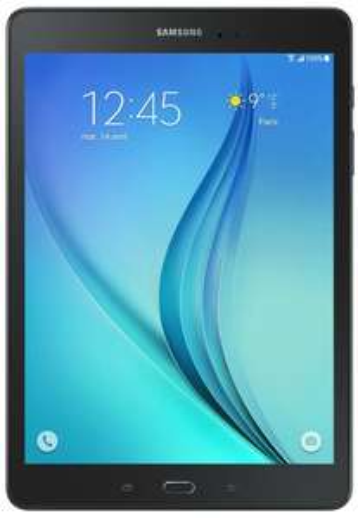 "Tablette 9.7"" Samsung Galaxy Tab A (Via 30€ fidélité + ODR de 40€)"