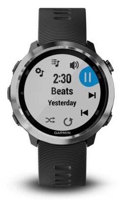Montre GPS Garmin Forerunner 645 Musique (Frontaliers Suisse)