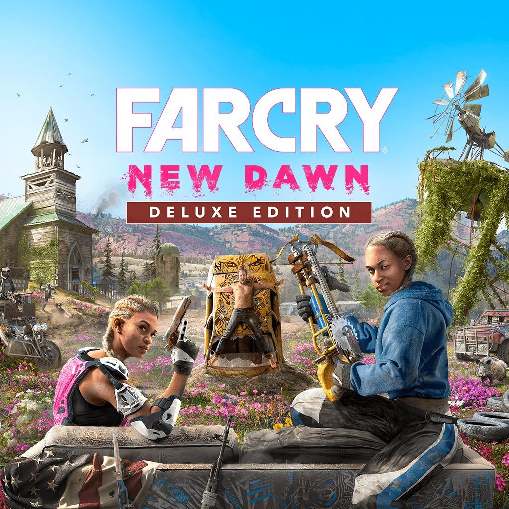 [Gold] Far Cry New Dawn Edition Deluxe sur Xbox One ou PC (Dématérialisé)