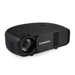 Vidéoprojecteur Cheerlux CL760 - 320ANSI, 1280x800, Noir