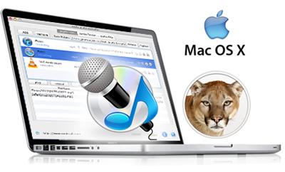 Logiciel Mac Ondesoft Audio Recorder Gratuit