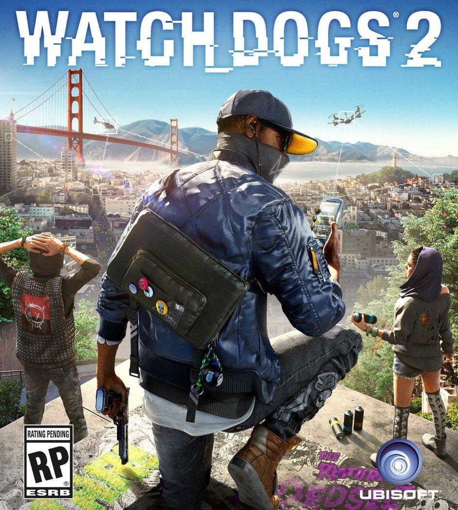 Watch Dogs 2 PC (Dématérialisé)