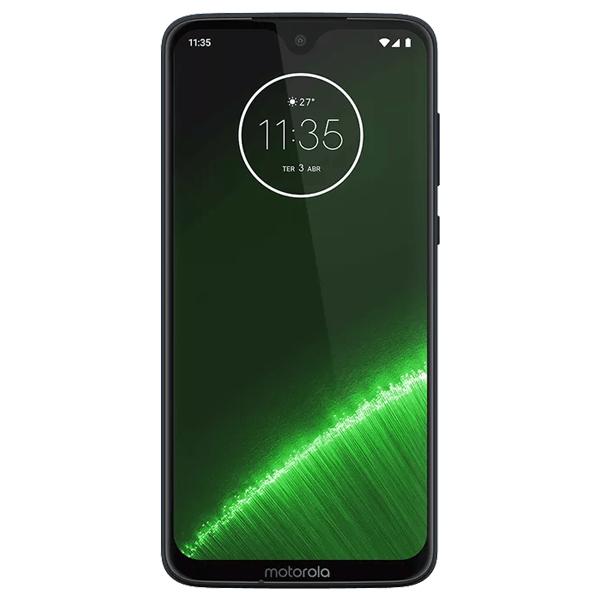"""Smartphone 6.2"""" Moto G7 Plus - 4 Go de Ram, 64 Go"""