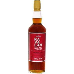 Bouteille de Whisky Kavalan Ex-Sherry Oak Single Malt - 70cl