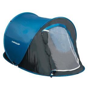 Tente Pop-up Dunlop Rapide - 1/2 Personnes, Bleu