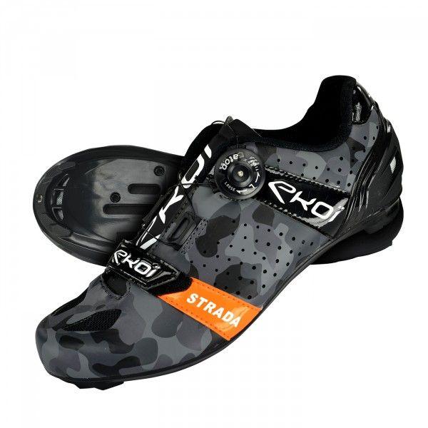 Chaussures velo route Ekoi Strada Camo