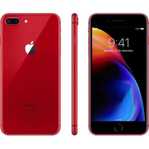 """Smartphone 5.5"""" Apple iPhone 8 Plus Product RED - 256 Go"""