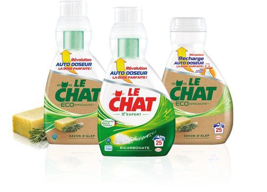 Lessive Le Chat Auto Doseur 25 Lavages (Avec Shopmium)