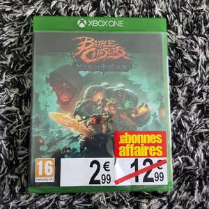 Jeu Battle Chasers nightwar sur Xbox One
