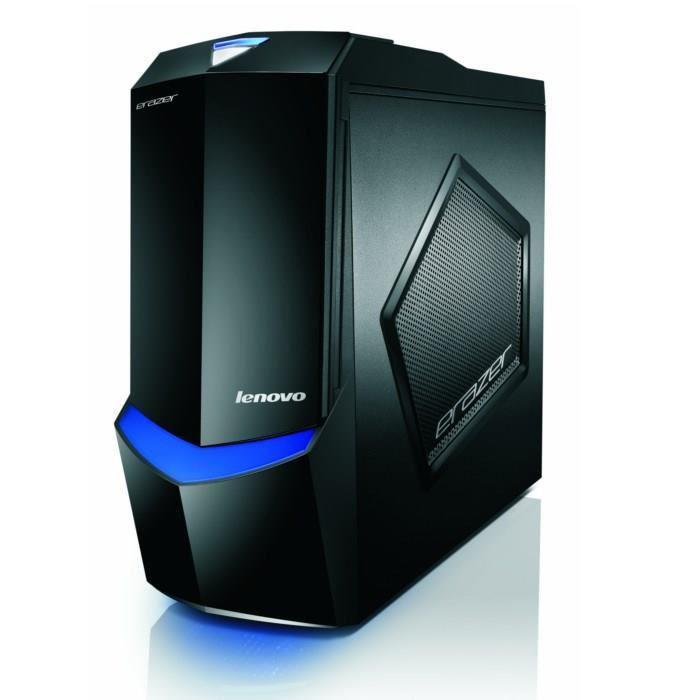 Pc de bureau Lenovo Ideacenter X510 - i5-4670K, 8 Go de Ram, 1 To + 8 Go SSD, GeForce GTX970