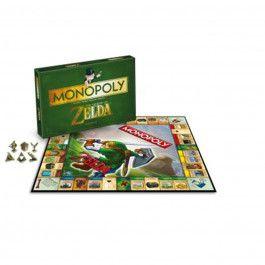 Monopoly La Légende de Zelda (Paris 75)