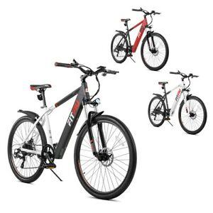 Vélo électrique Trekking Fitfiu en promotion - 250W, Batterie Samsung 36V