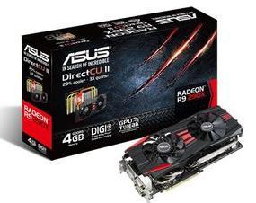 Carte graphique Asus Radeon R9 290X DC2 - 4 Go