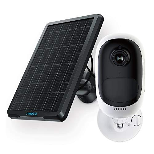 Caméra de surveillance sur IP Reolink Argus Pro - 1080p, full HD + Panneau solaire