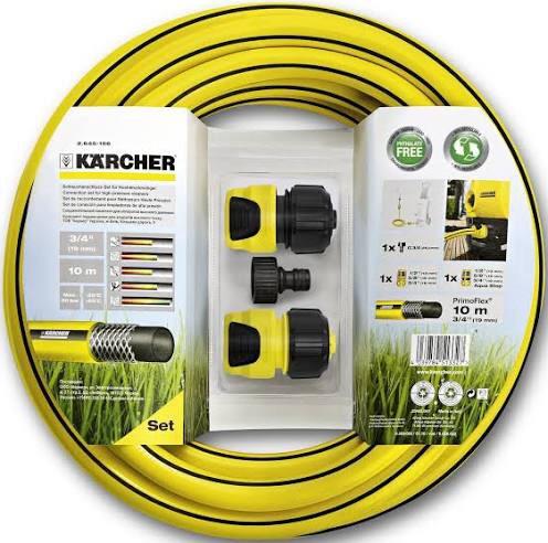 Set de raccordement pour nettoyeurs haute pression Kärcher - 10 m