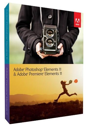 Adobe Photoshop Elements 11 + Premiere Elements 11