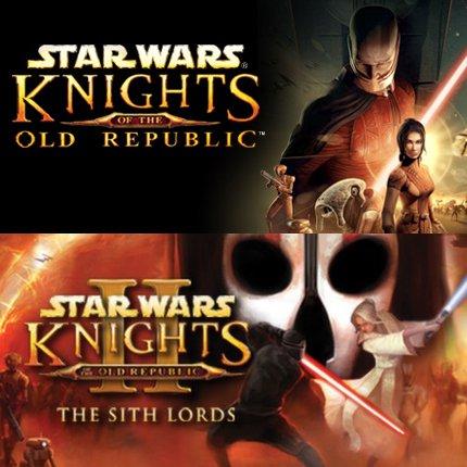Pack de jeux Star Wars Knights of the Old Republic I & II sur PC (Dématérialisé, Steam)