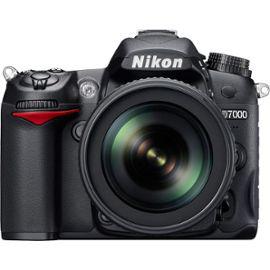 Reflex Nikon D7000 16.2 Mpix + objectif AF-S DX 18-105 mm - reconditionné