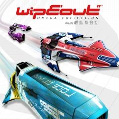 Jeu WipEout Omega Collection sur PS4,compatible VR (Dématérialisé)