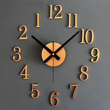 Horlogue murale style contemporain