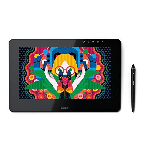 """Tablette graphique à stylet 13"""" Wacom Cintiq Pro (incluant le Wacom Link Plus) - Noir"""