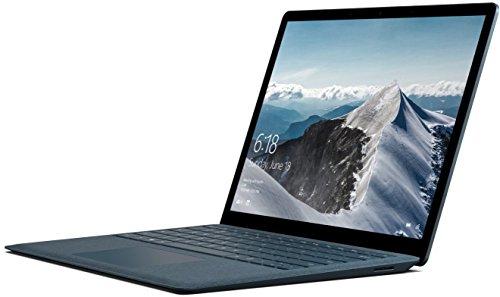 "PC portable 13.5"" tactile Microsoft Surface Laptop - i5-7200U, 8 Go de RAM, 256 Go en SSD, Bleu Cobalt"