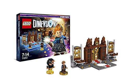 Jouet Lego Dimensions - Les Animaux Fantastiques : Pack Histoire (Vendeur Tiers)